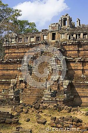 Phimeanakas Temple, Cambodia