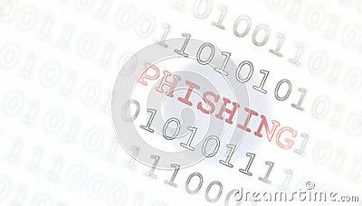 Phishing computer virus