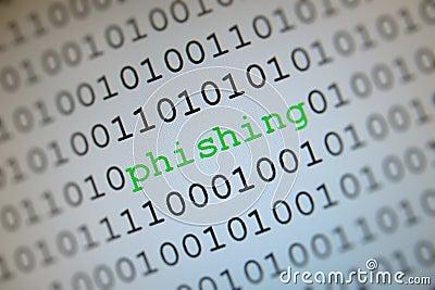 Phishing virus