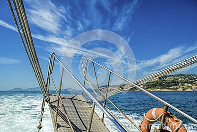 Phlegraean Islands and Naples coast