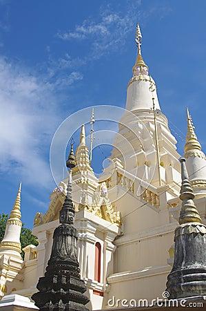 Stupa in Phnom Penh