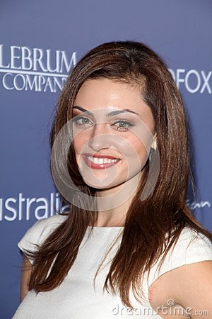 Phoebe Tonkin at the Australians in Film 8th Annual Breakthrough Awards, Hotel Intercontinental, Century City, CA 06-27-12 Editorial Photography