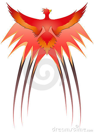 Phoenix Royalty Free Stock Images - Image: 23326209