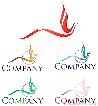 Free Phoenix Logo Royalty Free Stock Photos - 24534328