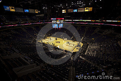 Phoenix Suns Arena, US Airway center Editorial Photography