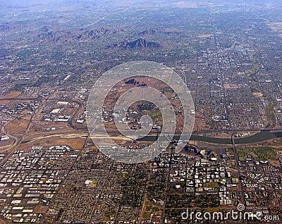 Phoenix and Tempe, AZ