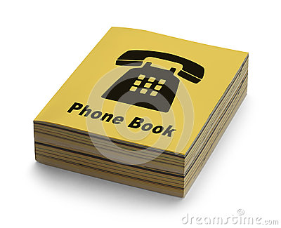 phone cover yellow background isolated