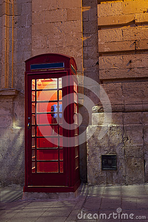 Free Phone Booth Royalty Free Stock Photos - 25670178