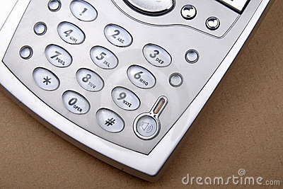 Phone close-up