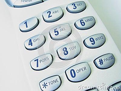 Phone close up