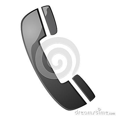 Free Phone Icon Stock Photo - 8486470