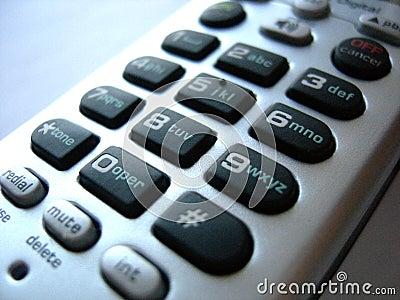Phone key pad 01