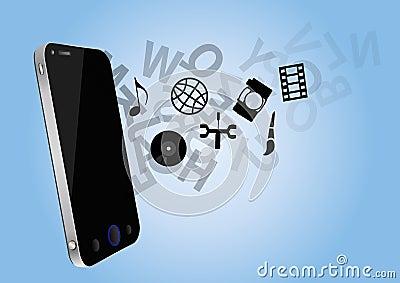 Phone multimedia