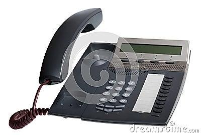Phone reciever off
