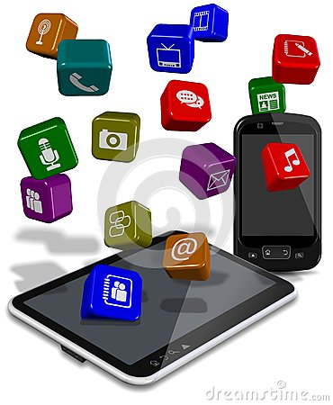 Phone tablet apps