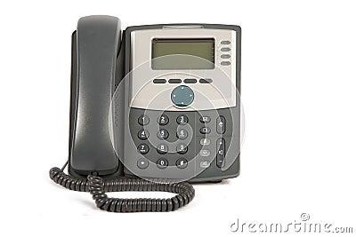 Phone On White Background