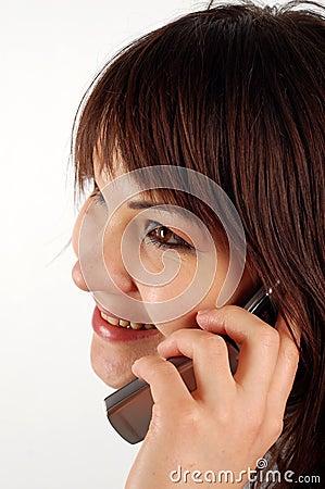 Free Phone Woman 14 Royalty Free Stock Photos - 2231918