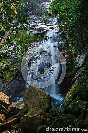 Phong Phong Waterfalls in Thailand
