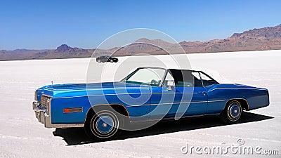 America Vintage Car