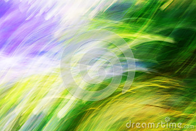 Photo art, Colorful light streaks abstract background