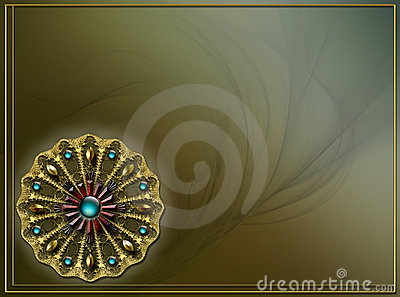 Photo Background  fractal layout design
