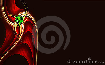 Photo Background  fractal layout design