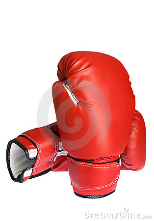 Photo of a boxing glove