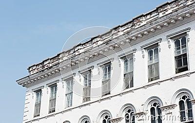 Photo Of Building Windows Free Public Domain Cc0 Image
