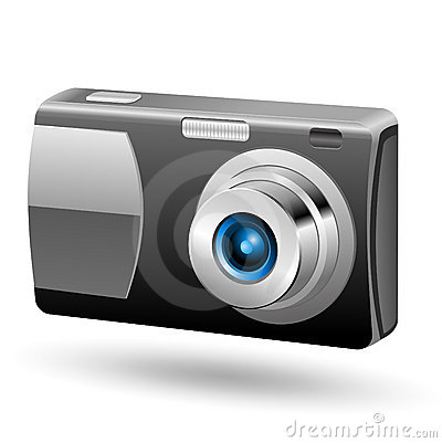 Photo camera 1. Easy to edit  icon.