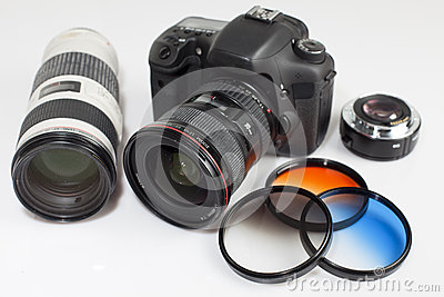 Photo camera equipment