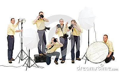 Photo crew