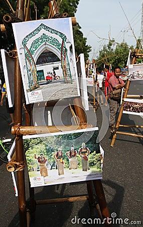 Photo exhibition Editorial Photo