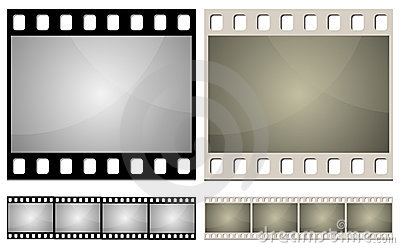Photo film frame