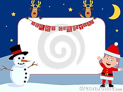 Photo Frame - Christmas [2]