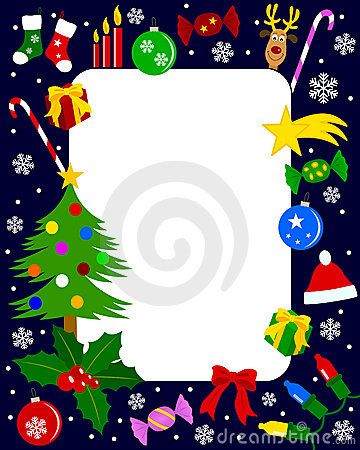 Free Photo Frame - Christmas [4] Royalty Free Stock Images - 11298579