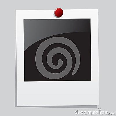 Photo Frame -EPS Vector-
