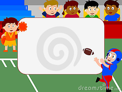 Photo Frame - Football