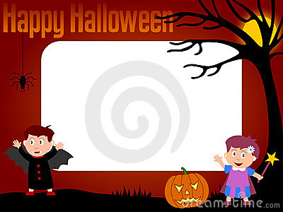 Photo Frame - Halloween [3]