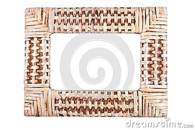 Photo frame of handmade