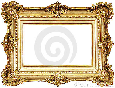 Photo Frame Isolated Stock Images - Image: 21260244
