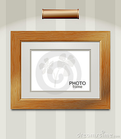 Photo frame - passe partout