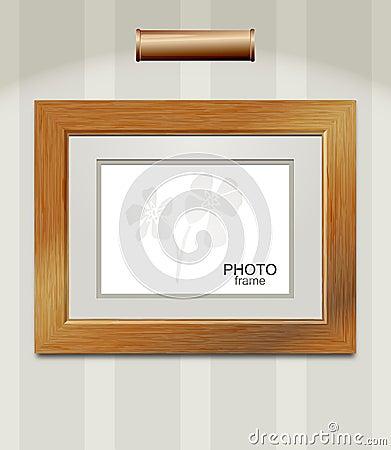 Photo frame - passe partout