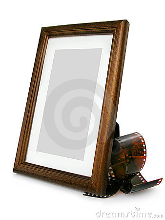 Photo Frame And Photo Tape