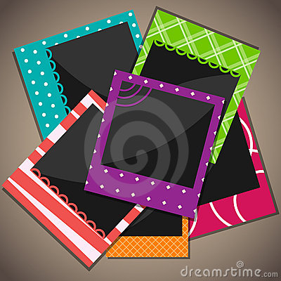 Free Photo Frames Royalty Free Stock Image - 21199546