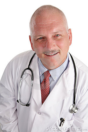 Photo of Friendly Mature Doctor