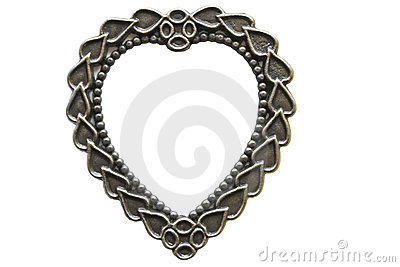 Photo heart  frame