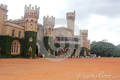 Photo of Majestic & iconic Bangalore Royal Palace
