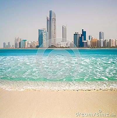 Photo metropolis on the gulf coast