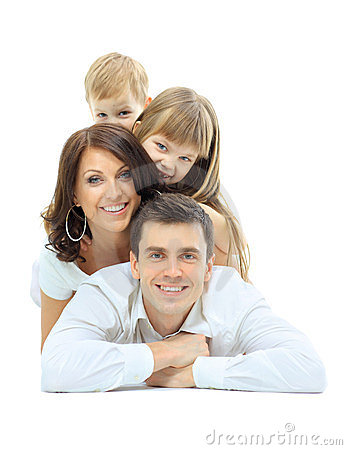 Free Photo Of Happy Family Royalty Free Stock Photo - 24132825