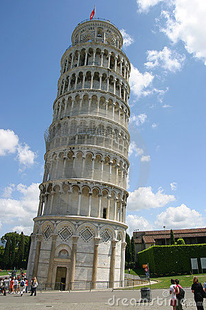 Free Photo Of Leaning Tower Of Pisa, Italy Stock Image - 2851761